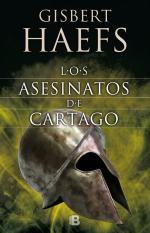 Portada del libro Los asesinatos de Cartago