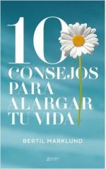 Portada del libro 10 consejos para alargar tu vida
