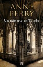 Portada del libro Un misterio en Toledo