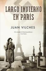 Portada del libro Largo invierno en París