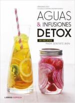 Portada del libro Aguas e infusiones detox
