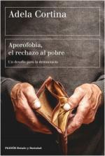 Portada del libro Aporofobia, el rechazo al pobre