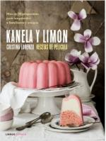 Portada del libro Kanela y Limón, recetas de película