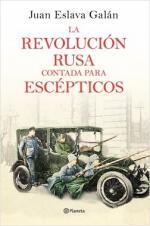 Portada del libro La revolución rusa contada para escépticos
