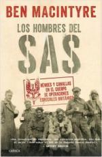Portada del libro Los hombres del SAS
