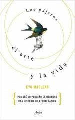 Portada del libro Los pájaros, el arte y la vida