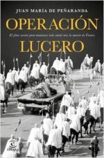 Portada del libro Operación Lucero