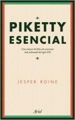 Portada del libro Piketty esencial