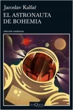 Portada del libro El astronauta de Bohemia