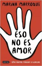 Portada del libro Eso no es amor