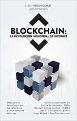 Portada del libro Blockchain: La revolución industrial de internet