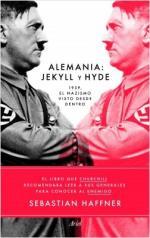 Portada del libro Alemania Jekyll y Hyde