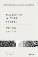 Portada del libro Batiendo a Wall Street