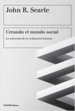 Portada del libro Creando el mundo social