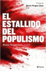 Portada del libro El estallido del populismo