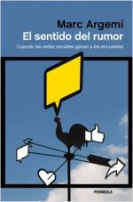 Portada del libro El sentido del rumor