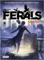 Portada del libro Ferals 3. Araña
