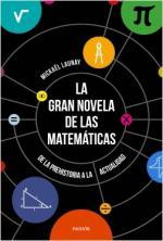 Portada del libro La gran novela de las matemáticas