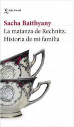 Portada del libro La matanza de Rechnitz
