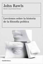 Portada del libro Lecciones sobre la historia de la filosofía política