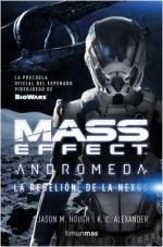 Portada del libro Mass Effect. Andromeda