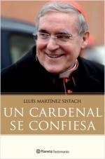 Portada del libro Un cardenal se confiesa