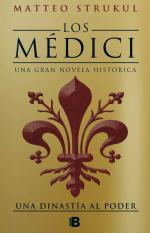 Portada del libro Los Médici. Una dinastía al poder