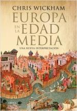 Portada del libro Europa en la Edad Media