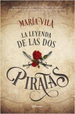 Portada del libro La leyenda de las dos piratas