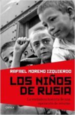 Portada del libro Los niños de Rusia