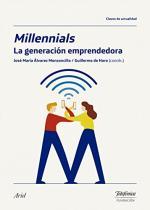 Portada del libro Millennials, la generación emprendedora