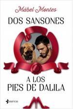 Portada del libro Dos Sansones a los pies de Dalila