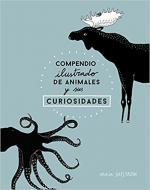 Portada del libro Compendio ilustrado de animales fascinantes y sus curiosidades