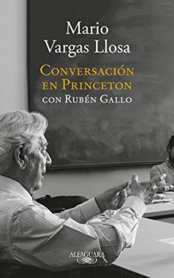 Portada del libro Conversación en Princeton