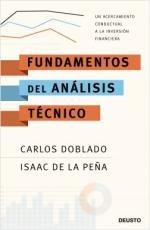 Portada del libro Fundamentos del análisis técnico