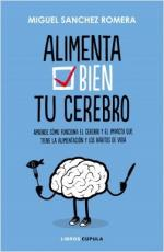 Portada del libro Alimenta tu cerebro