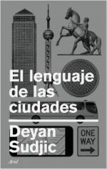 Portada del libro El lenguaje de las ciudades