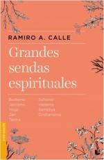 Portada del libro Grandes sendas espirituales