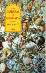 Portada del libro Las guerras de Granada