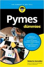 Portada del libro Pymes para Dummies