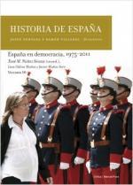 Portada del libro España en democracia, 1975-2011