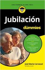 Portada del libro Jubilación para Dummies