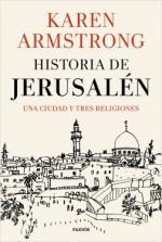 Portada del libro Historia de Jerusalén