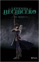 Portada del libro La leyenda del hechicero. El mago