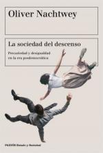Portada del libro La sociedad del descenso
