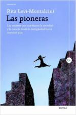 Portada del libro Las pioneras