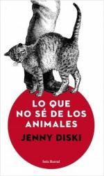 Portada del libro Lo que no sé de los animales