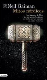 Portada del libro Mitos nórdicos