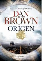 Portada del libro Origen