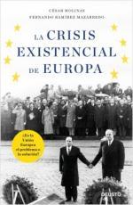 Portada del libro La crisis existencial de Europa